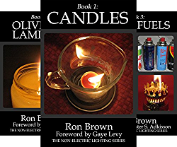 The Non-Electric Lighting Series (8 Book Series) by Ron Brown & The Non-Electric Lighting Series (8 Book Series) azcodes.com