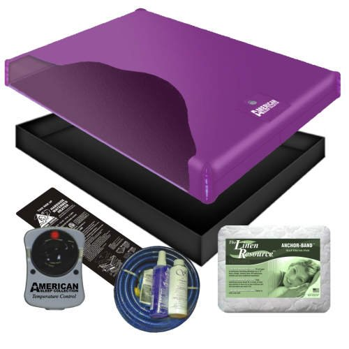 Premium Free Flow Waterbed Mattress Kit- (Waterbed Free Flow Set)