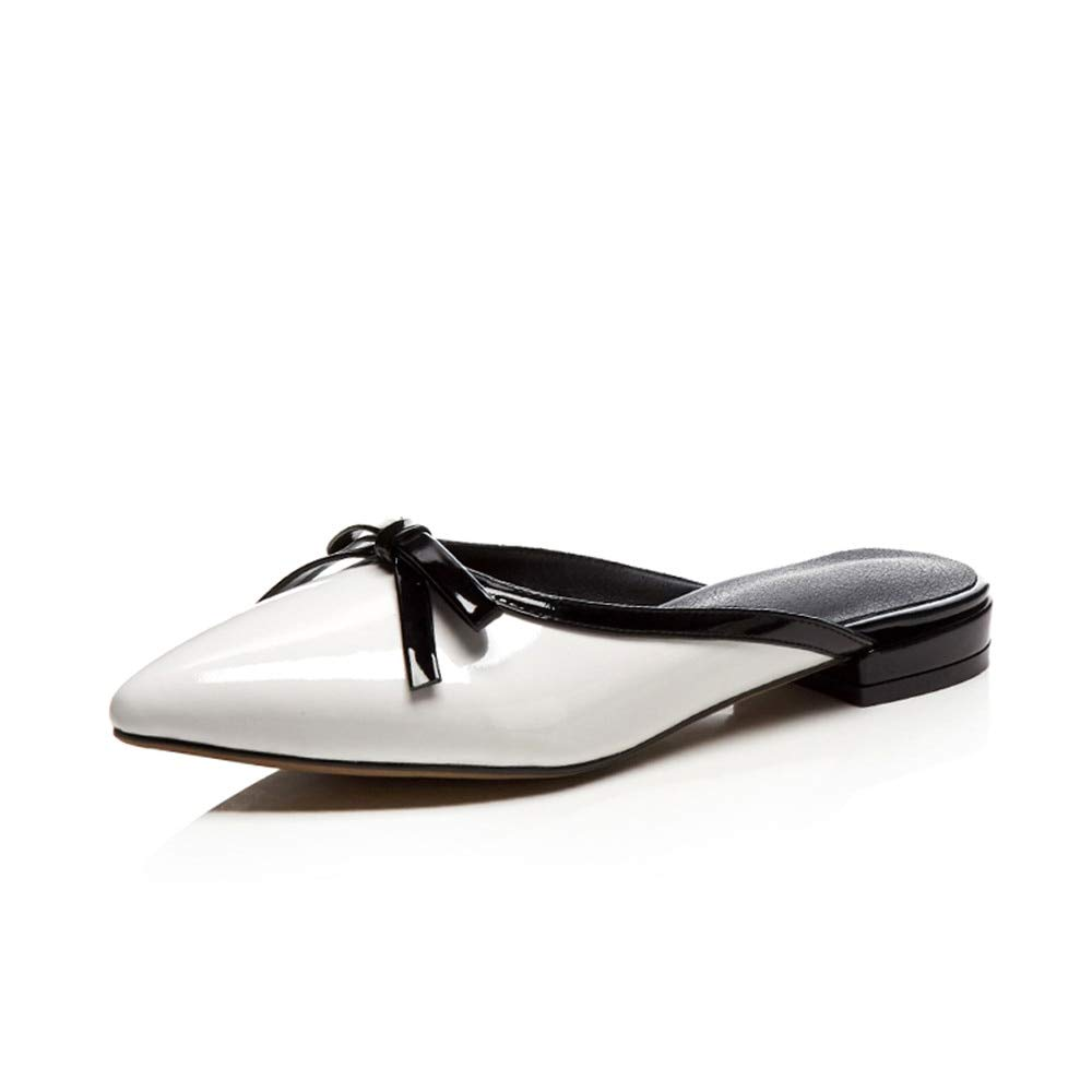 MENGLTX High Heels Sandalen Neue Ankunft Frauen Sandalen Hochwertige Lackleder Sommer Schuhe Spitz Partei Platz Heels Schuhe Frau B07QLWHSD6 Sport- & Outdoorschuhe Nutzen Sie Materialien voll aus