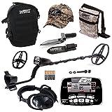 Garrett AT Pro Waterproof Metal Detector with Edge Digger & Accessory Bonus Pack Review