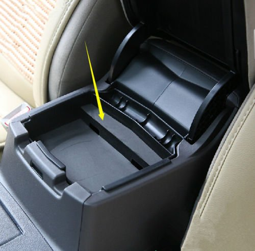 E-accexpert CAR Central Storage Box Replacement for Honda CRV 2010 2012 2013 2014 2015