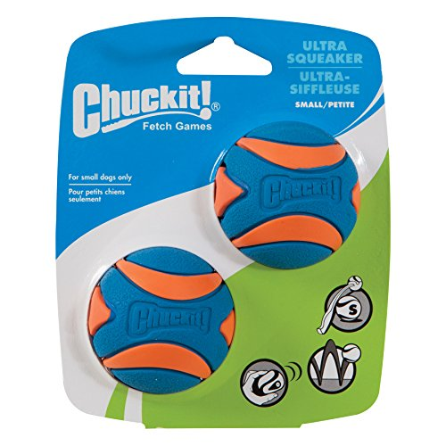 CHUCKIT Ultra Squeaker Pack Small product image