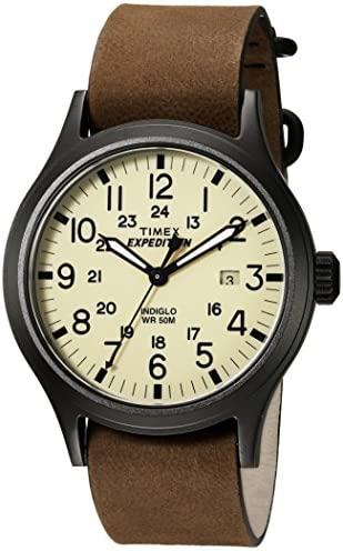 Timex TWC007000 Expedition Leather Slip Thru product image