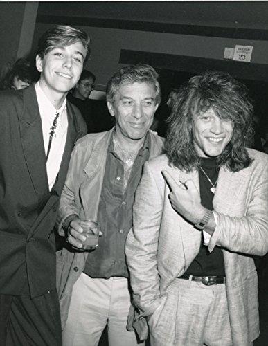 (Jon Bon Jovi 7x9 ORIGINAL Photo)
