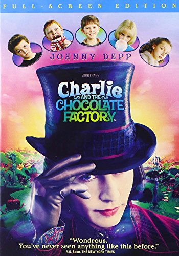 Charlie and the Chocolate Factory (Full Screen Edition) (Charlie And The Chocolate Factory Scene List)