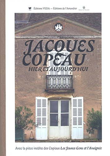 Jacques Copeau [Pdf/ePub] eBook