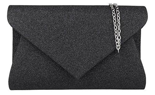 femme Girly Handbags noir Girly Handbags Pochettes RwnIRYf