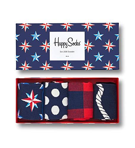 Happy Socks Nautical Gift Box 9-11 -