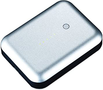 Just Mobile Gum Plus - Batería de alto rendimiento (5200 mAh) para ...