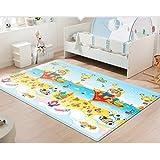 Parklon Soft Playmat - Pororo Number / Magic Carpet by Parklon