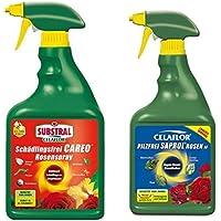 Celaflor Schädlingsfrei Careo Rosenspray, anwendungsfertiges Mittel mit schneller Wirkung gegen Schädlinge an Pflanzen, 750 ml