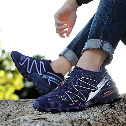 Randonn Trail de de Homme Chaussures qCICP