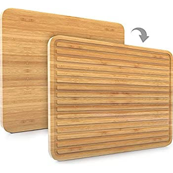 Amazon Com Breville Bov800cb Bamboo Cutting Board For Use With The
