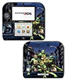 Teenage Mutant Ninja Turtles TMNT Leonardo Leo Splinter Shredder TV Cartoon Movie Video Game Vinyl Decal Skin Sticker Cover for Nintendo 2DS System Console
