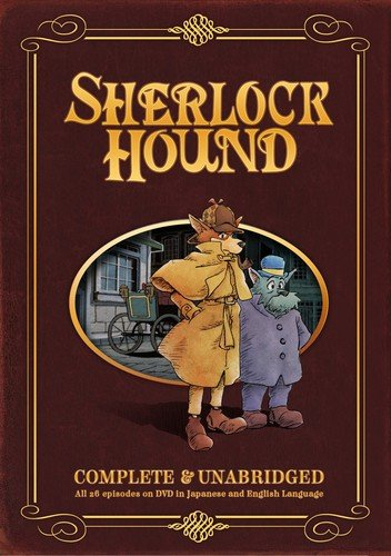 Sherlock Hound The Complete Series