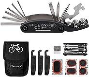 Oumers Bike Clean Brush Kit, Motorcycle Bike Chain Cleaning Tools Make Chain/Crank/Tire/Sprocket Bike Corner S