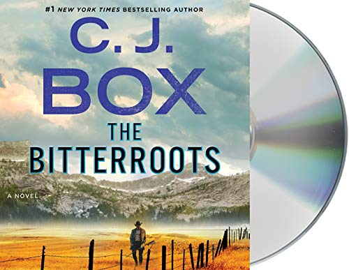 Book Cover: The Bitterroots: A Novel