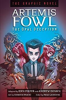 Artemis Fowl Deception Graphic Novels ebook