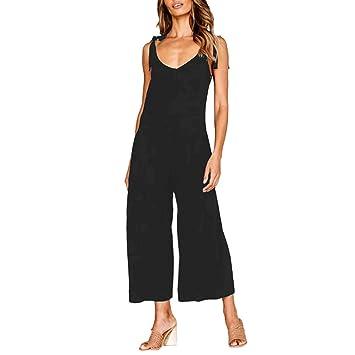 Amazon.com: Mono casual para mujer, mini traje de juego ...