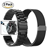 Gear S3 Frontier / Classic Watch Bands, Valkit 22mm...