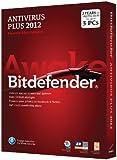 Bitdefender AntiVirus Plus 2012 Value M1 3Pc/2 Years [Old Version]