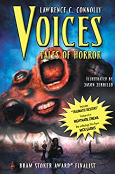 Voices: Tales of Horror by [Connolly, Lawrence C.]