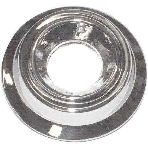 (RestoParts G241047 Bezel Remote Mirror 1965-68 Pontiac)