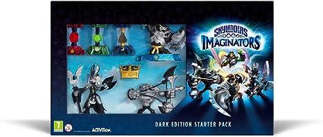 Skylanders Imaginators: Starter Pack - Dark Edition [Importación Alemana]: Amazon.es: Videojuegos