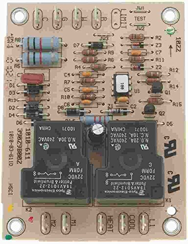 MAGIC-PAK ACHASS490 Fan Control Conversion Kit for HWC Se...