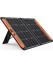 Jackery SolarSaga 60W Solar Panel for Explorer 160/240/500 as Portable Solar Generator, Portable Foldable Solar Charger for Summer Camping Van RV(Can't Charge Explorer 440/ PowerPro)