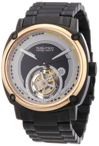Nautec No Limit Men's Watch(Model: VC TB-WD/IPIPRGGY-YL)