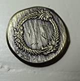 PAX 2013 Elder Scrolls Online Septim Coin Bethesda Skyrim Oblivion Daggerfall