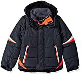 London Fog Boys' Little Active Puffer Jacket Winter Coat