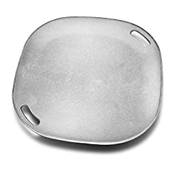 Wilton Armetale Gourmet Grillware Pizza Serving Tray, 15.25-Inch