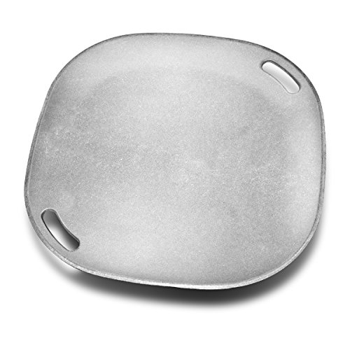 (Wilton Armetale Gourmet Grillware Pizza Serving Tray, 15.25-Inch)