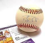 JSA Certified Barry Bonds Autographed Auto Autographed Ball Baseball Sf Giants