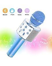SaponinTree Micrófono Karaoke Bluetooth
