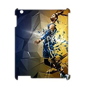 taoyix diy C-EUR Paul George Pattern 3D Case for iPad 2,3,4