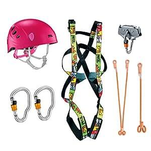 Professional Zipline Harness System for Kid's