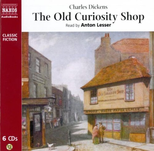 old curiosity shop dickens - 9