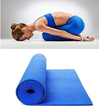 alfombrilla Yoga Alfombra gimnasio Fitness Aeróbic 4,5 mm ...