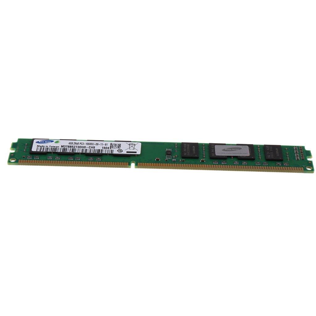 Homyl DDR3 RAM 4GB 1333MHZ Memoria de Escritorio Tarjeta de ...