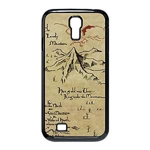 Samsung Galaxy S4 I9500 Phone Case Black The Hobbit VGS6002958