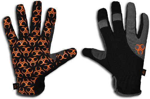 Grasper Work Gloves with Silicone-Infused Palms, X-Large ()