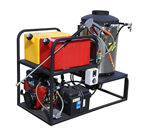 CB Series Oil Fired Hot Water Pressure Washer (9 HP)