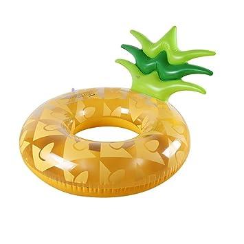 Sensexiao Asiento Inflable del Flotador de la Piscina de la Forma de la Fruta del Anillo de la Natación del PVC para los Niños Adultos Niños Niñas Niños ...