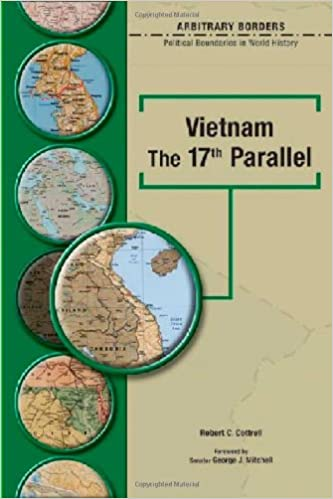 17th Parallel Vietnam Map.Amazon Com Vietnam The 17th Parallel Arbitrary Borders