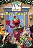 Sesame Street - Elmo's World - Happy Holidays [VHS]
