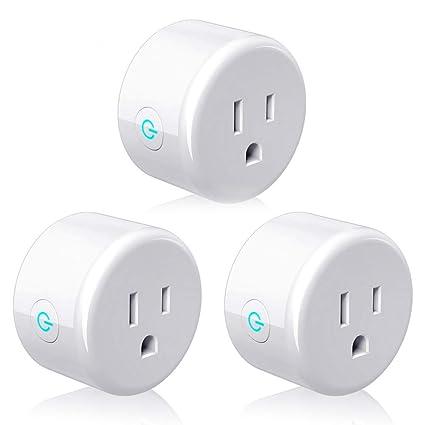 Review Smart Plug, Lightstory Mini