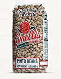 Camellia Brand - Pinto Beans, Dry Beans (One Pound)